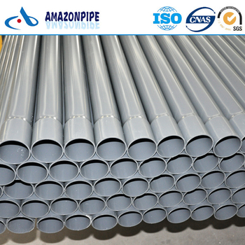 2016 best selling agriculture PVC Pipes for irrigation
