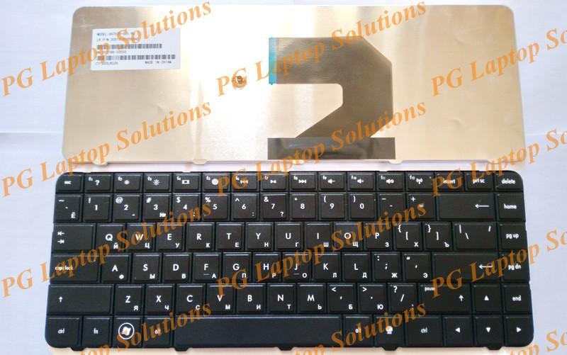 Русская клавиатура для HP Pavilion G4 G43 G4-1000 G6 G6S G6T G6X G6-1000 Q43 CQ43 CQ43-100 CQ57 G57 430 RU SG-46740-XAA 697530 - 251