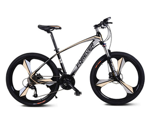 "26"" ALUMINUM BIKE MOUNTAIN BICYCLE 27 SPEED MTB BIKE FOREVER SFM667"