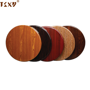 36 Inch Vintage Wood Round Table Top For Restaurant Buy Table