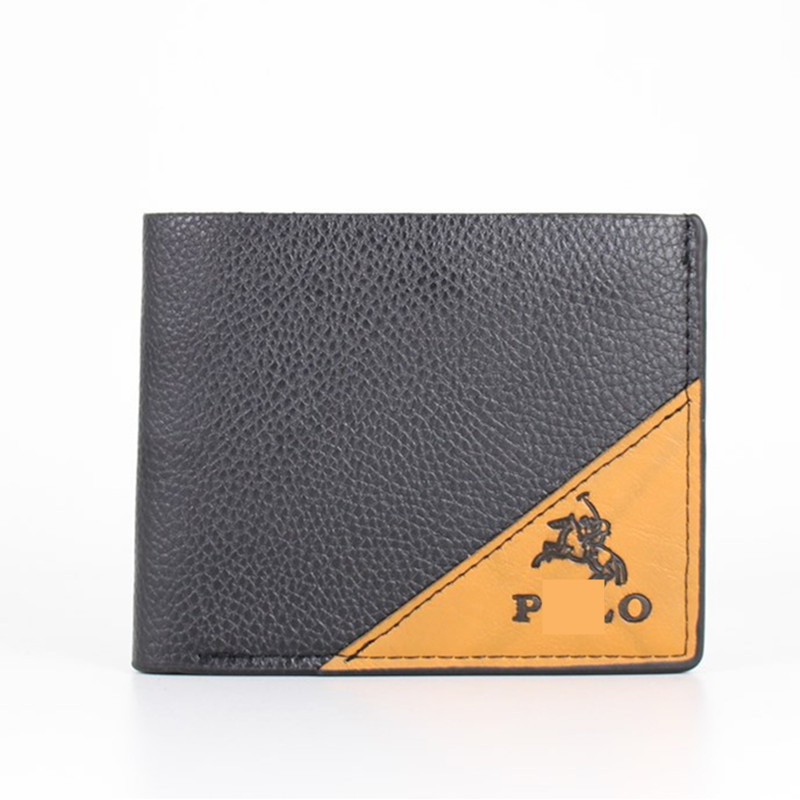 bb8646611a Get Quotations · 2015 Hot-selling! Crazy animal Skin Mens Wallets Polo  Wallet For Men Designer Brand