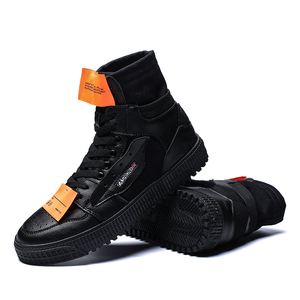 Shoes Online Sale For Men Casual Shoes Black High Top Boots Winter