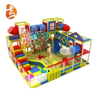 Hot sale high quality different style kids soft play EVA mat ball pool indoor playground equipment for children