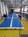 New design inflatable gym tumble track mat with low price