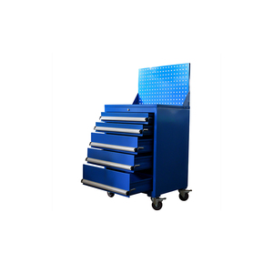 Steel tool Chest / Mobile Tool Cabinet Trolley / Metal Drawer Roller Tool Cabinet