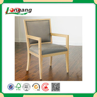 Antiqued Carved Oak Wood Dinning Chair (RC005)