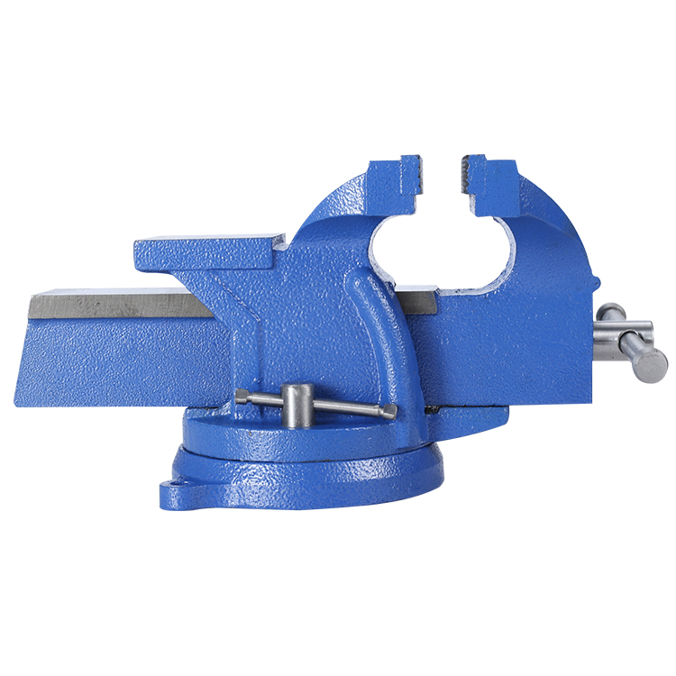 All Sizes of Cast Iron 360 Degree Swivel Base With Anvil Vice Rotary Adjustable Bench Vise