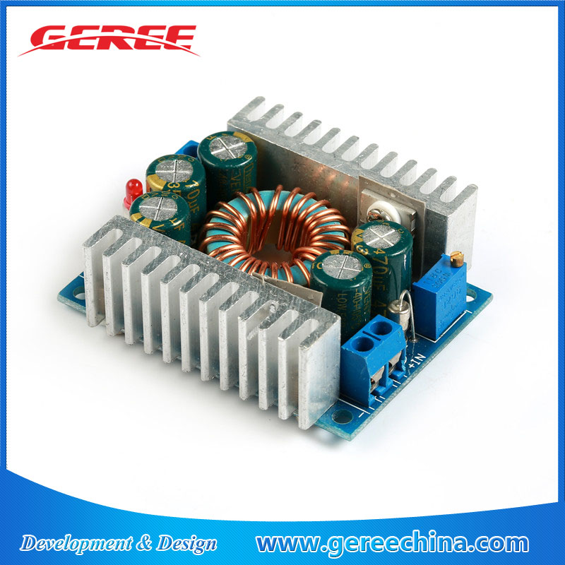 DC DC 200W step down buck Converter 4.5-30V to 0.8-28V 12A MAX 9v 12v 24v to 5v 12v power supply module