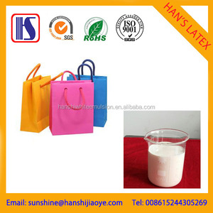 OEM adhesive Water based PVA sealing compound glue for paper bags, box/Cartons