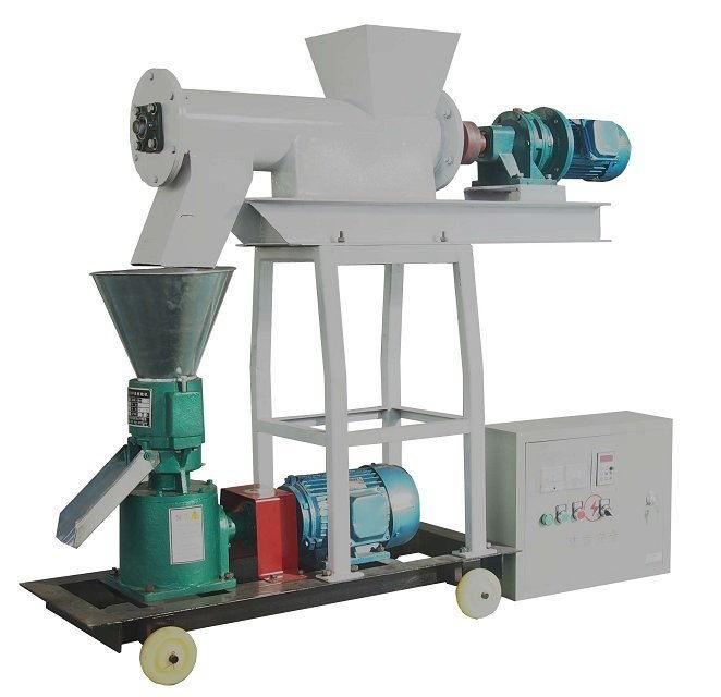 Automatic Feed Pellet Mill Chicken Feed Pellet Mill