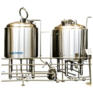 500l brewery equipment brewing beer raw material