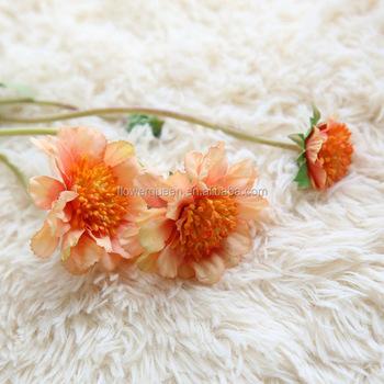 Silk Chrysanthemum Australia Flowers Wedding Bouquet Artificial