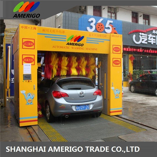Amerigo Am 7v Automatic Car Wash Machine Price Car Service Station