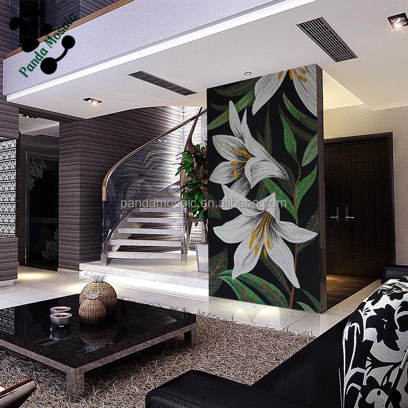 Smm05 Manor Interior Bar Mosaic Gl Oem Wall Art Mural