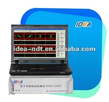 IDEA-24ET multi-frequency eddy current flaw detector