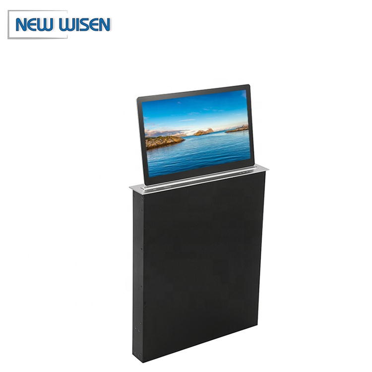 Bureau lcd monitor pop up tv liften gemotoriseerde scherm lift