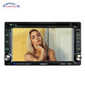 Android 6.0  6.2-inch Car DVD Navigation Player Car Radio Multimedia MP5 Play GPS Navigator Dual Spindle Car Video Play