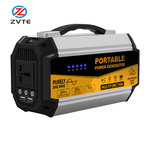Portable Solar Generator Power Source 250Wh 67500mah Battery Pack P35
