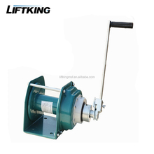 LIFTKING brand China made hot sales lifting & crane hand operated lifting winch 1200lbs