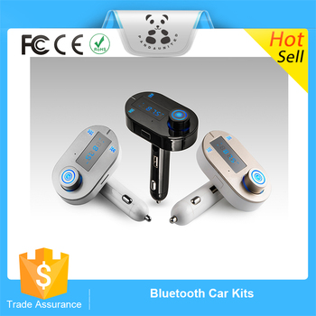 100% Good Quality sun visor bluetooth handsfree car kit T9 bluetooth for car  stereo products 1f263711e86