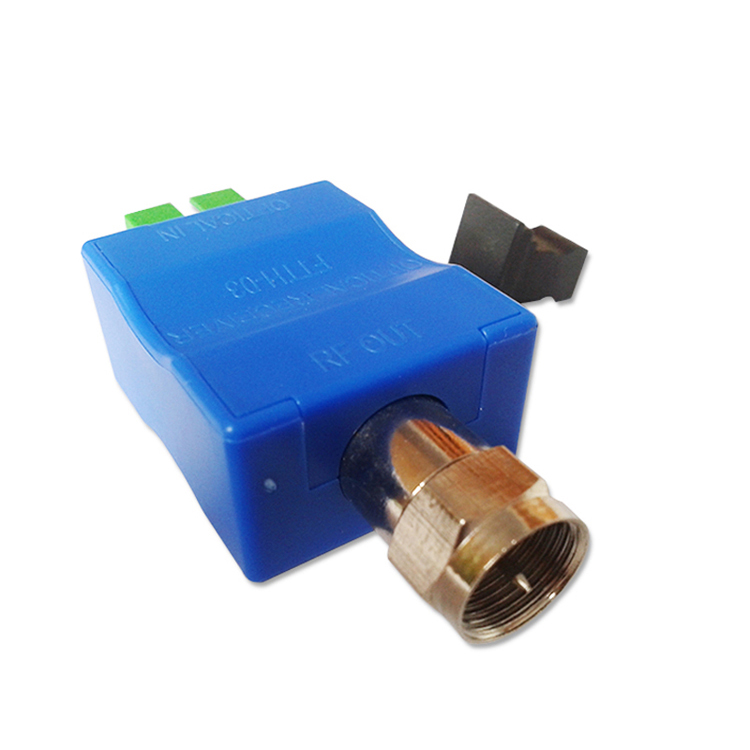 Mini Indoor CATV FTTH Optical Node without Power Supply