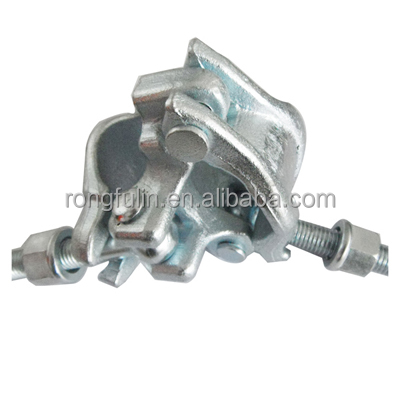Scaffolding American Right Angle Coupler 90 degree scaffolding clamp coupler