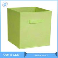 Home Office non woven storage bins/decorative storage boxes/fabric storage bins