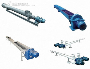 Cheap Price Spiral Cement Screw Conveyor