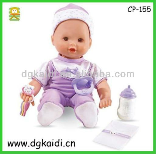 Hot sale vinyl toys for baby dolls