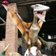 KANO2071 Popular Artificial Amazing Attraction Dinosaur Hanging