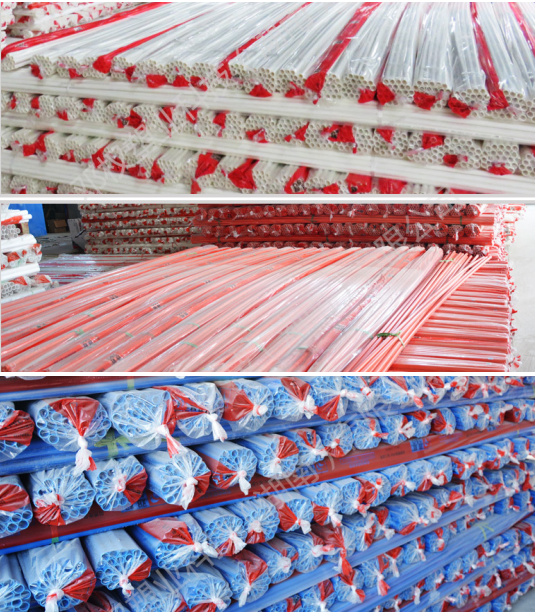 hot sell cheap colorful new condition upvc electrical conduit pipes