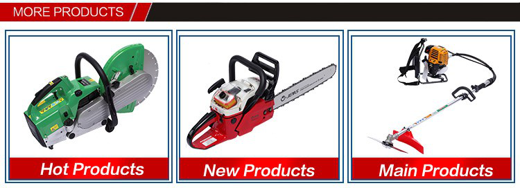 hot selling garden line products 52cc  brush cutter cg520
