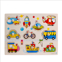 jigsaw puzzle wooden vehicle puzzle
