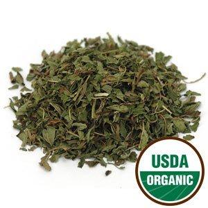 Organic Peppermint Leaf C/S - 4 Oz (113 G) - Starwest Botanicals