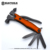 10 in 1 Multi-function safty camping survival stainless steel hammer
