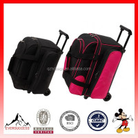 Fashion Hot Sale Trolley Bowling Bags For Taking Bowl Balls(ESDB-0138)