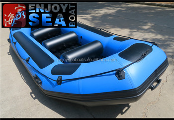 8 Persons River Raft Boat Ar-440 With Pvc Reinforcement Bottom For Sale!!!  - Buy Inflatable Raft,Rafting Boat,Inflatable Rafting Boat Product on