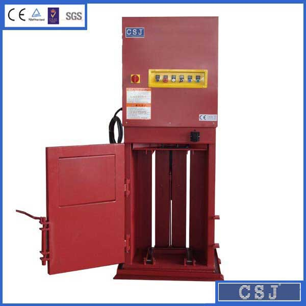more than 20 years factory supply Factory direct CE certificate small trash compactor, city life rubbish press