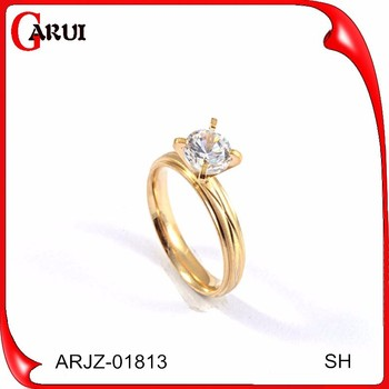 New Design Las Finger Ring Saudi Arabia Gold Wedding Costume Jewelry Rings