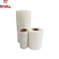 Warp White Ldpe Wrapping Clear 5 layer blwon Film Stretch Black Roll Stretch Wrap Plastic Film