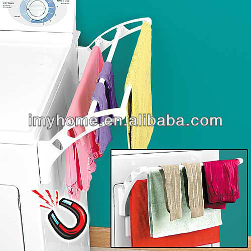 2014 NEW HOME Magnetic Laundry Drying Rack
