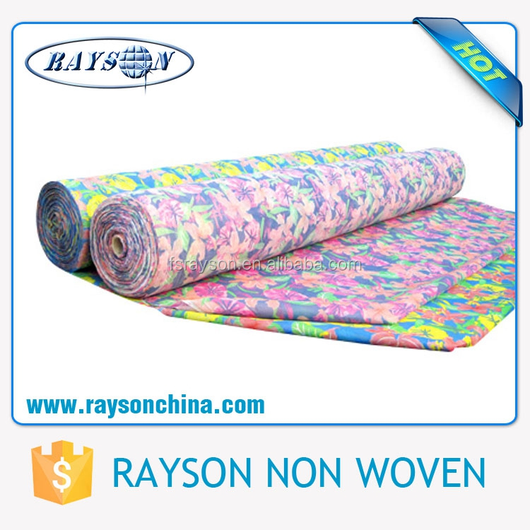 Spunbond Processed Nonwoven Printed Disposable Christmas Tablecloth
