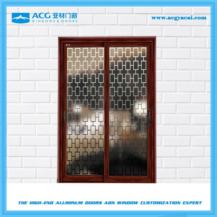 Low Price Aluminum Sliding Glass Door,Used Sliding Glass