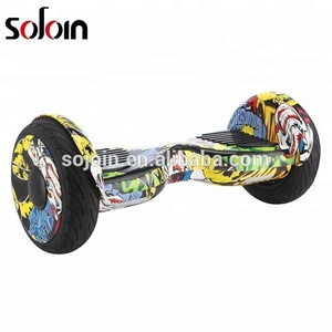 10inch 2 wheel Hover Board Electric Self Balance Motor Scooter