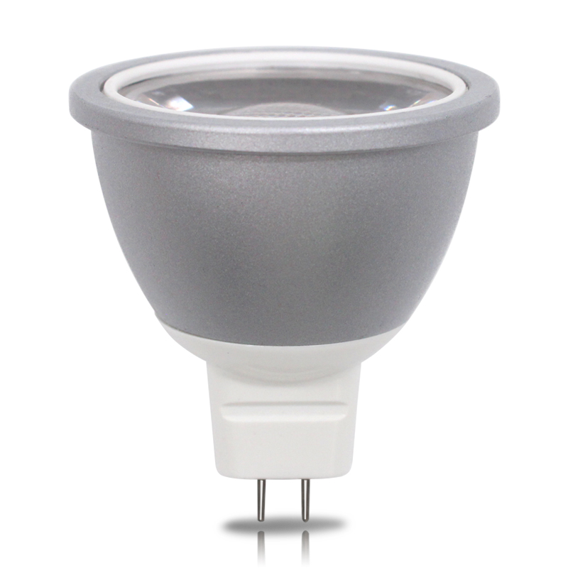 New Products <strong>Spotlight</strong> 3W Waterproof Cold Forging Aluminum Superpower COB MR16 LED Light