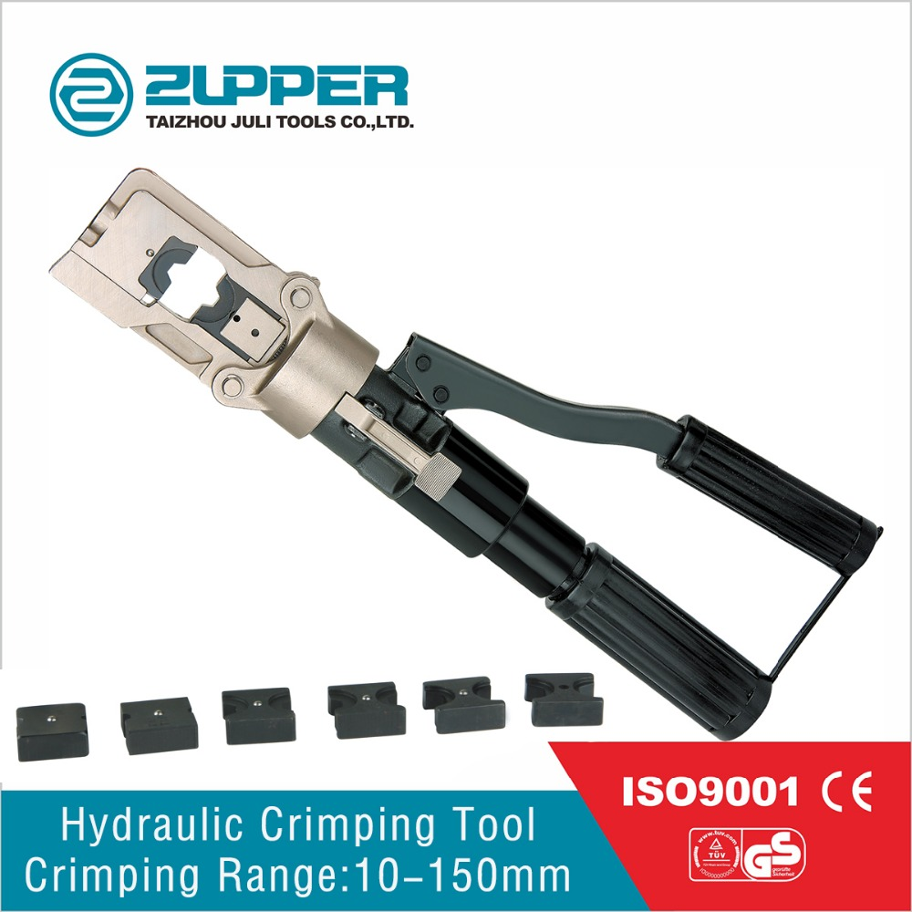 THS-150 ZUPPER Safety Hydraulic crimping tool