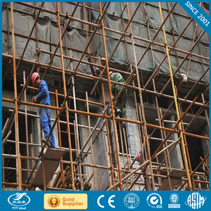 Professional scaffolding material free samples scaffold