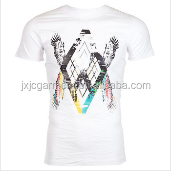 90a146cec wholesale urban designer clothing Compression shirts fancy men t-shirt  white cotton t-shirts