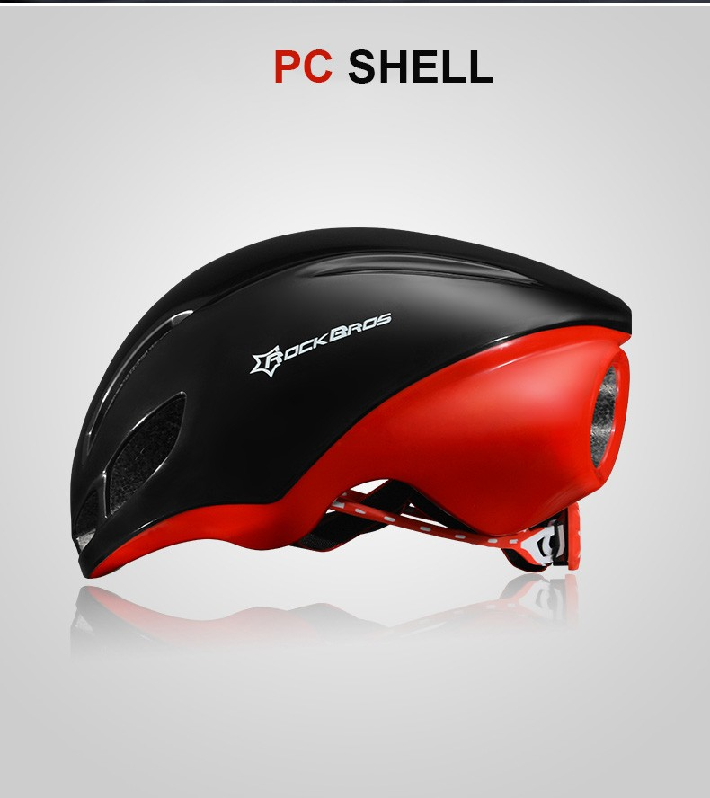 helmet cycling aero helmets bike tt road triathlon bicycle cyclocross rockbros mtb molded ultrafast propelled integrally jet mountain