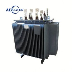 Electric Power Distribution Oil Transformer power plant transformer